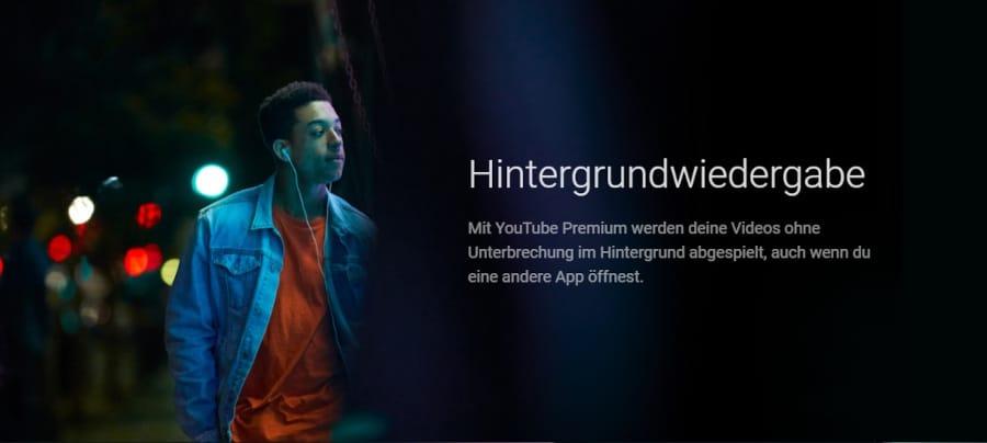 Youtube Premium Vorteile
